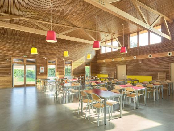 Restaurant scolaire SEVREY