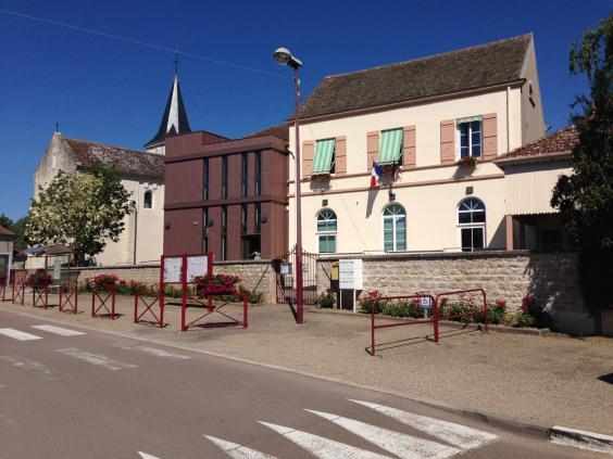 Mise en accessibilité Mairie de FARGES