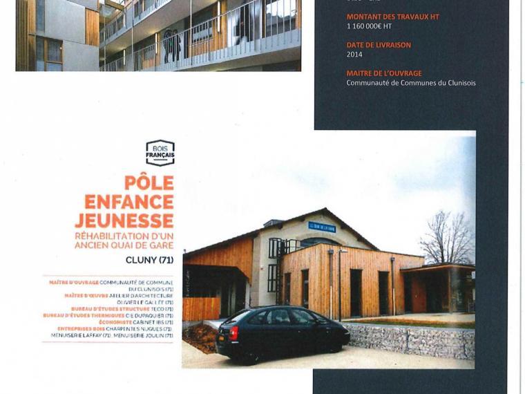 Tome 5 Prix national de la construction bois 2016